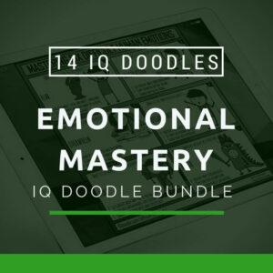 Emotional Mastery IQ Doodle Bundle