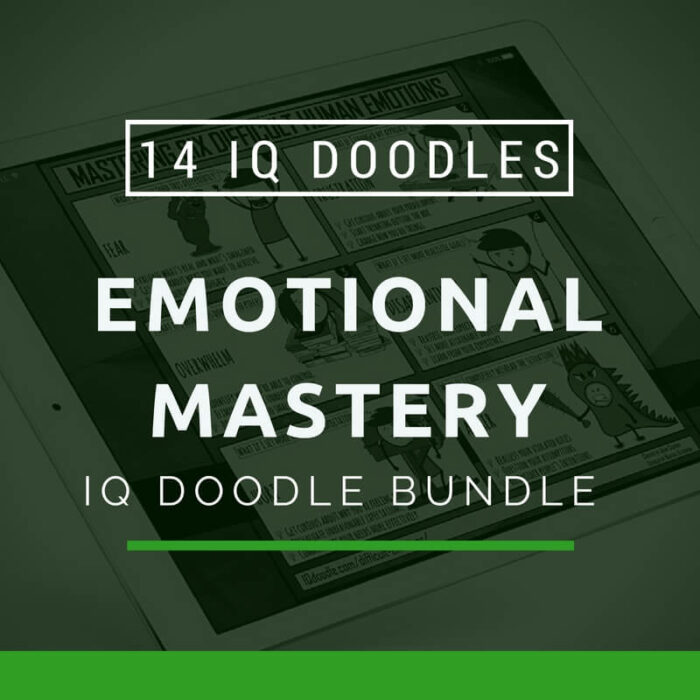 Emotional Mastery IQ Doodle Bundle